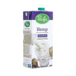 Non-GMO Hemp Beverage - Unsweetened Original