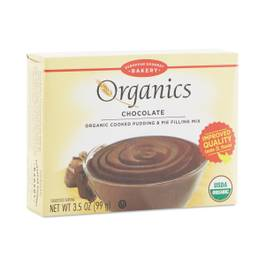 Organic Chocolate Pudding & Pie Filling Mix