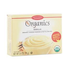 Organic Vanilla Pudding & Pie Filling Mix