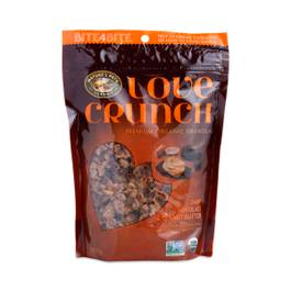 Organic Love Crunch, Dark Chocolate & Peanut Butter