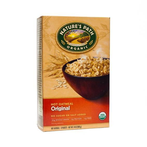 Organic Hot Oatmeal - Original