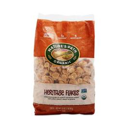 Organic Heritage Flakes Cereal - ECO PAC