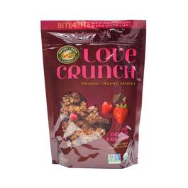 Organic Love Crunch Granola - Dark Chocolate & Red Berries