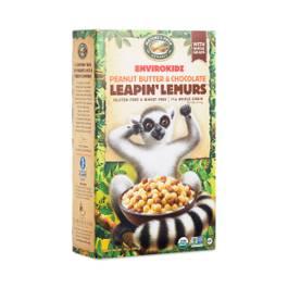 Organic Peanut Butter & Chocolate Leapin' Lemurs