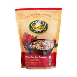 Organic Summer Berries Granola