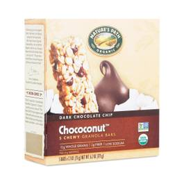 Organic Chewy Granola Bar, Chococonut