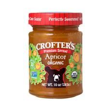 Organic Premium Fruit Spread, Apricot