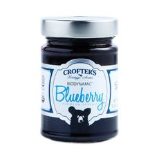 Biodynamic Blueberry Spread