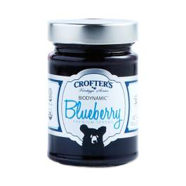 Biodynamic Blueberry Spread