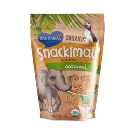 Oatmeal Snackimals Cookies