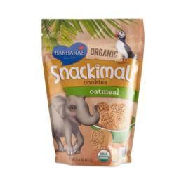Oatmeal Snackimals Cookies