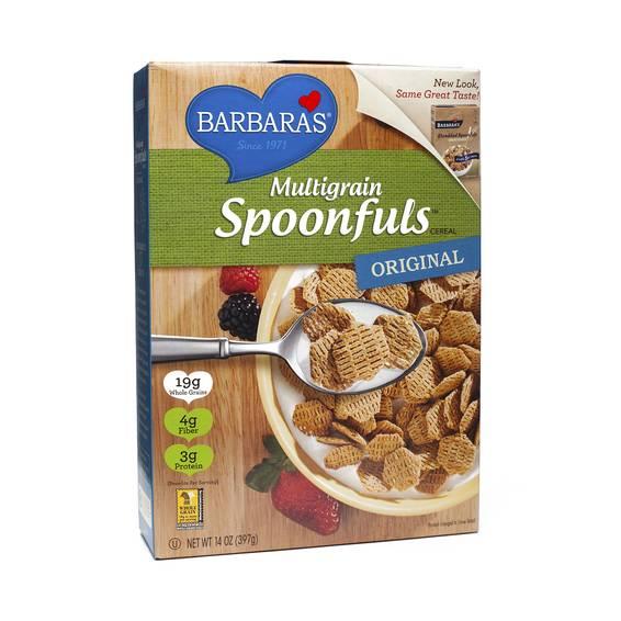 Multigrain Spoonfuls Cereal