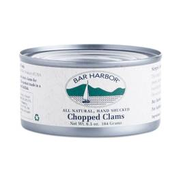 Chopped Clams
