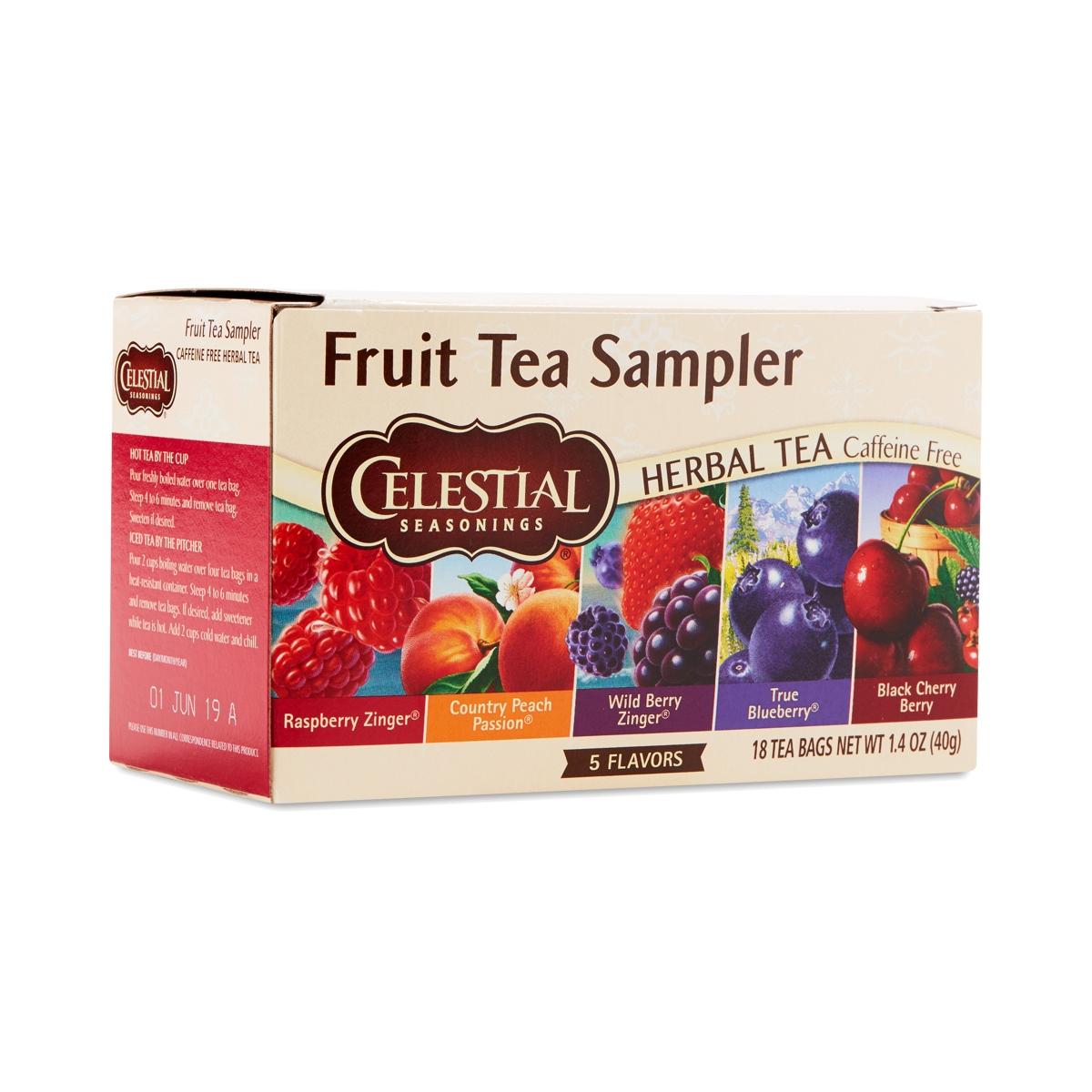 Peppermint Tea by Celestial Seasonings Thrive Market