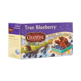 True Blueberry Herbal Tea