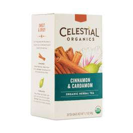 Cinnamon Cardamom Herbal Tea