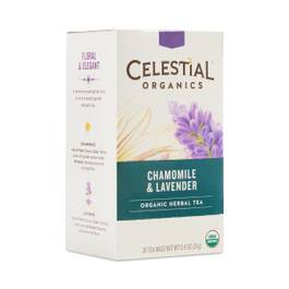 Chamomile Lavender Herbal Tea