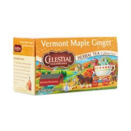 Vermont Maple Ginger Tea