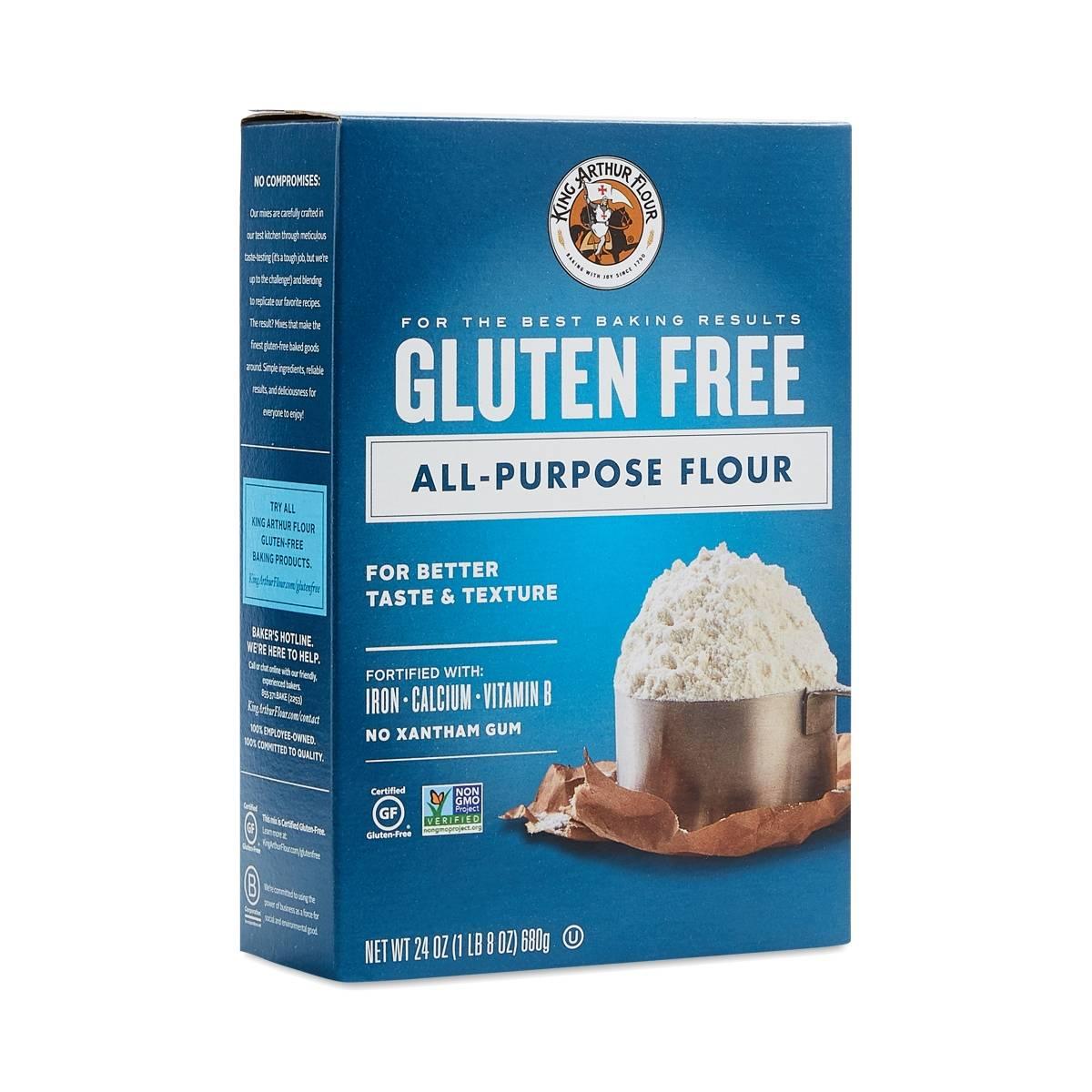 Gluten Free Multi Purpose Flour By King Arthur Flour Thrive Market