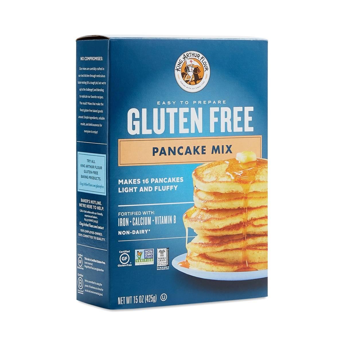 Gluten Free Pancake Mix By King Arthur Flour Thrive Market