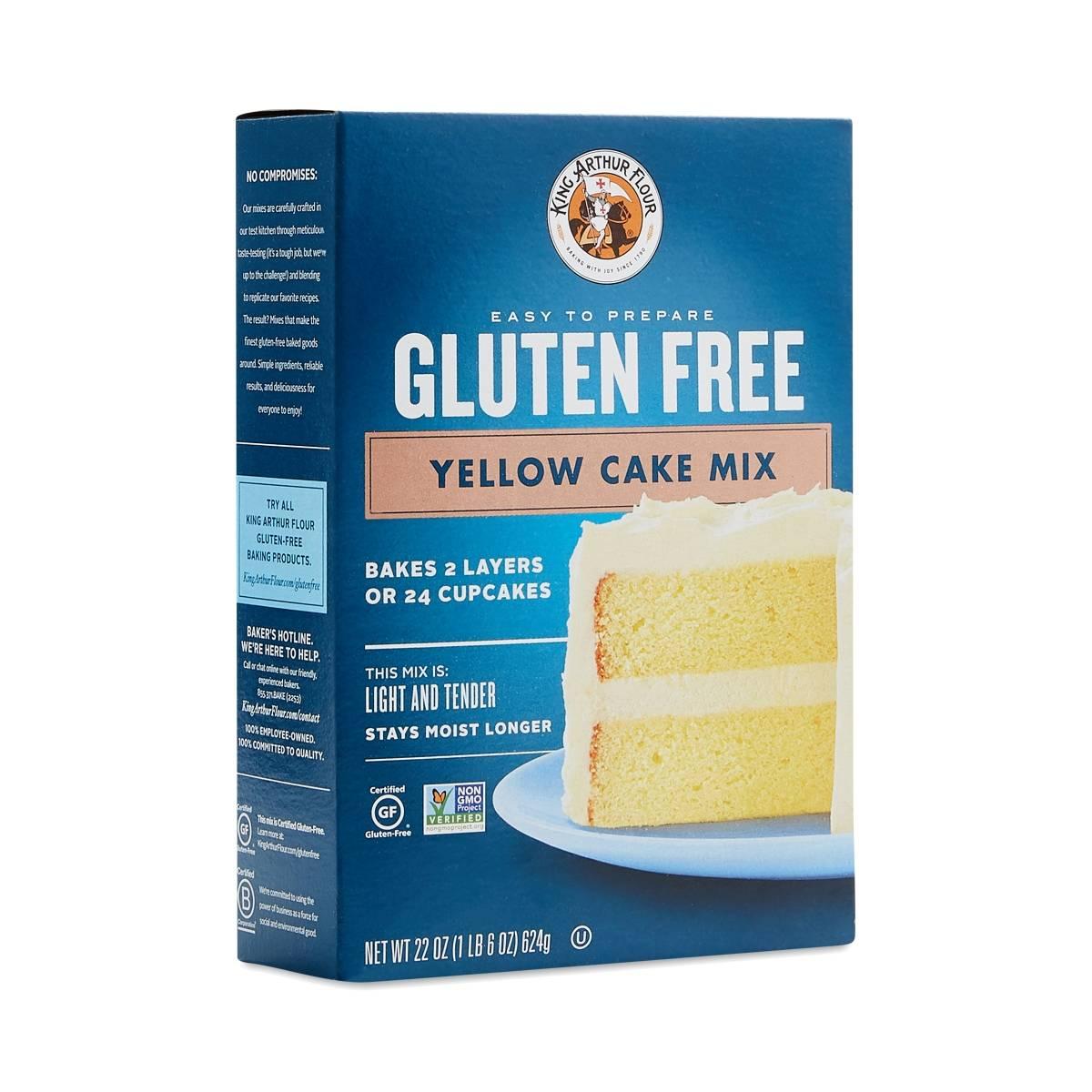 Betty Crocker Gluten Free Yellow Cake Recipes