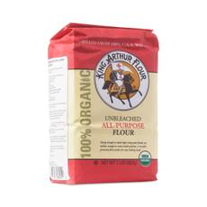 Organic, Unbleached All-Purpose Flour