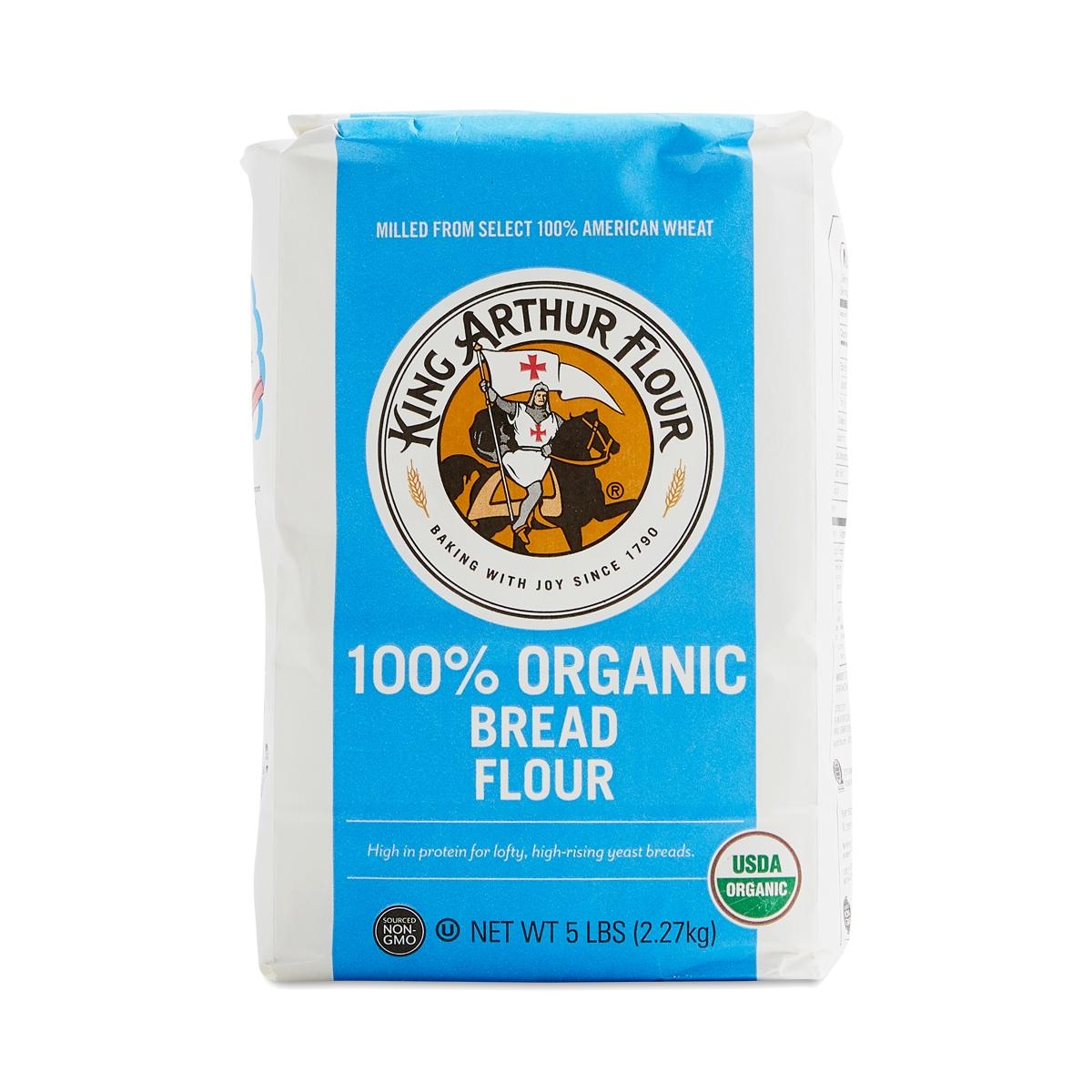 Organic Bread Flour By King Arthur Flour