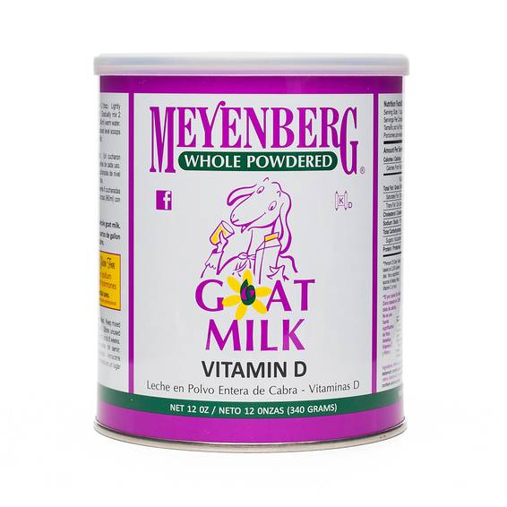 Powdered Goat Milk