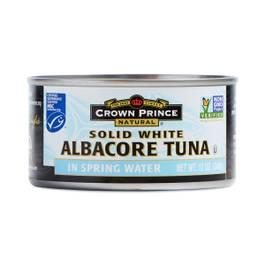 Solid White Albacore Tuna