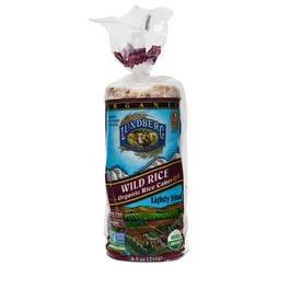 Organic Wild Rice Cakes