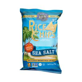 Rice Chips - Sea Salt