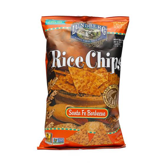 Rice Chips - Santa Fe Barbeque