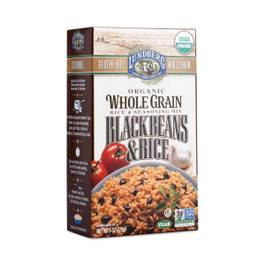 Organic Whole Grain Rice & Black Beans