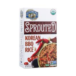 Organic Sprouted Korean BBQ Rice