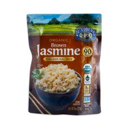 Organic Thai Brown Jasmine Rice