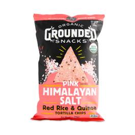 Pink Himalayan Salt Rice & Quinoa Chips