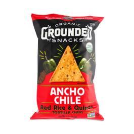 Ancho Chile Rice & Quinoa Chips