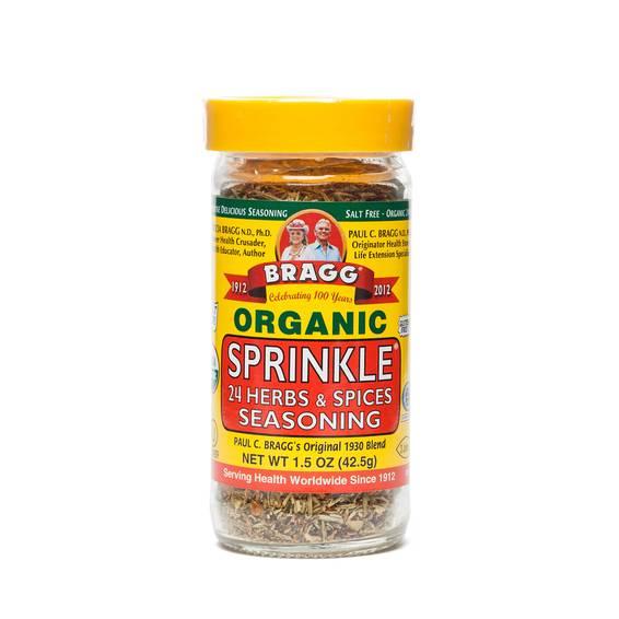 Organic Herbs & Spices Seasoning