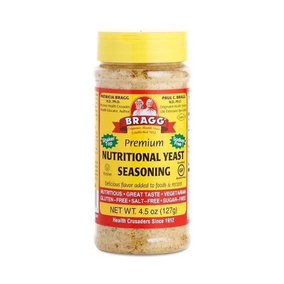 Nutritional Yeast Seasoning By Bragg