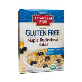 Maple Buckwheat Flakes Cereal