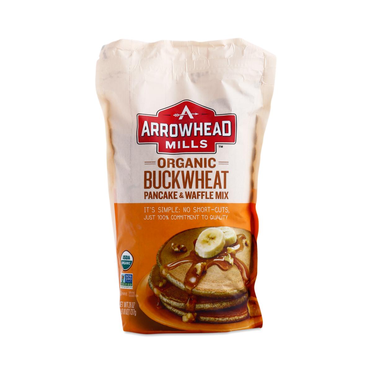 Organic Buckwheat Pancake Amp Waffle Mix Thrive Market