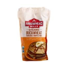 Organic Buckwheat Pancake & Waffle Mix