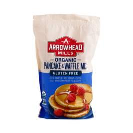 Organic, Gluten Free Pancake & Waffle Mix