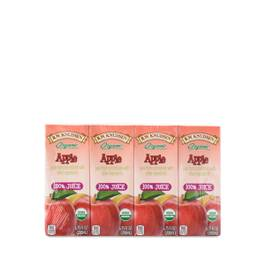 Organic Aseptic Juice Boxes - Apple