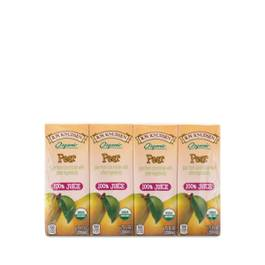 Organic Aseptic Juice Boxes, Pear