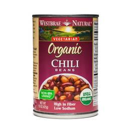 Organic Chili Beans