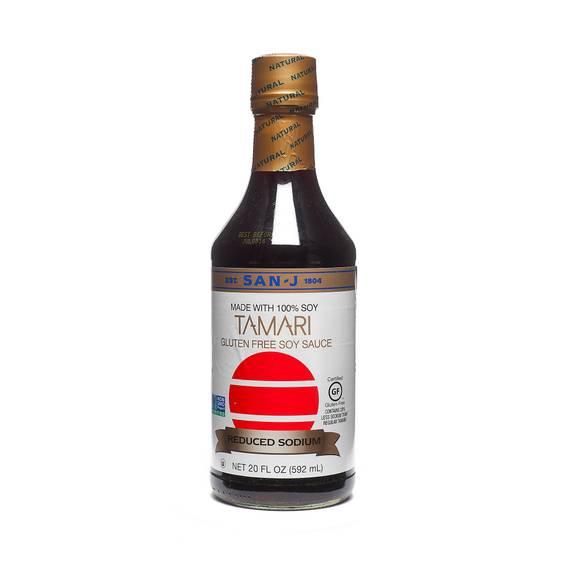 Tamari Gluten-Free Soy Sauce - Reduced Sodium