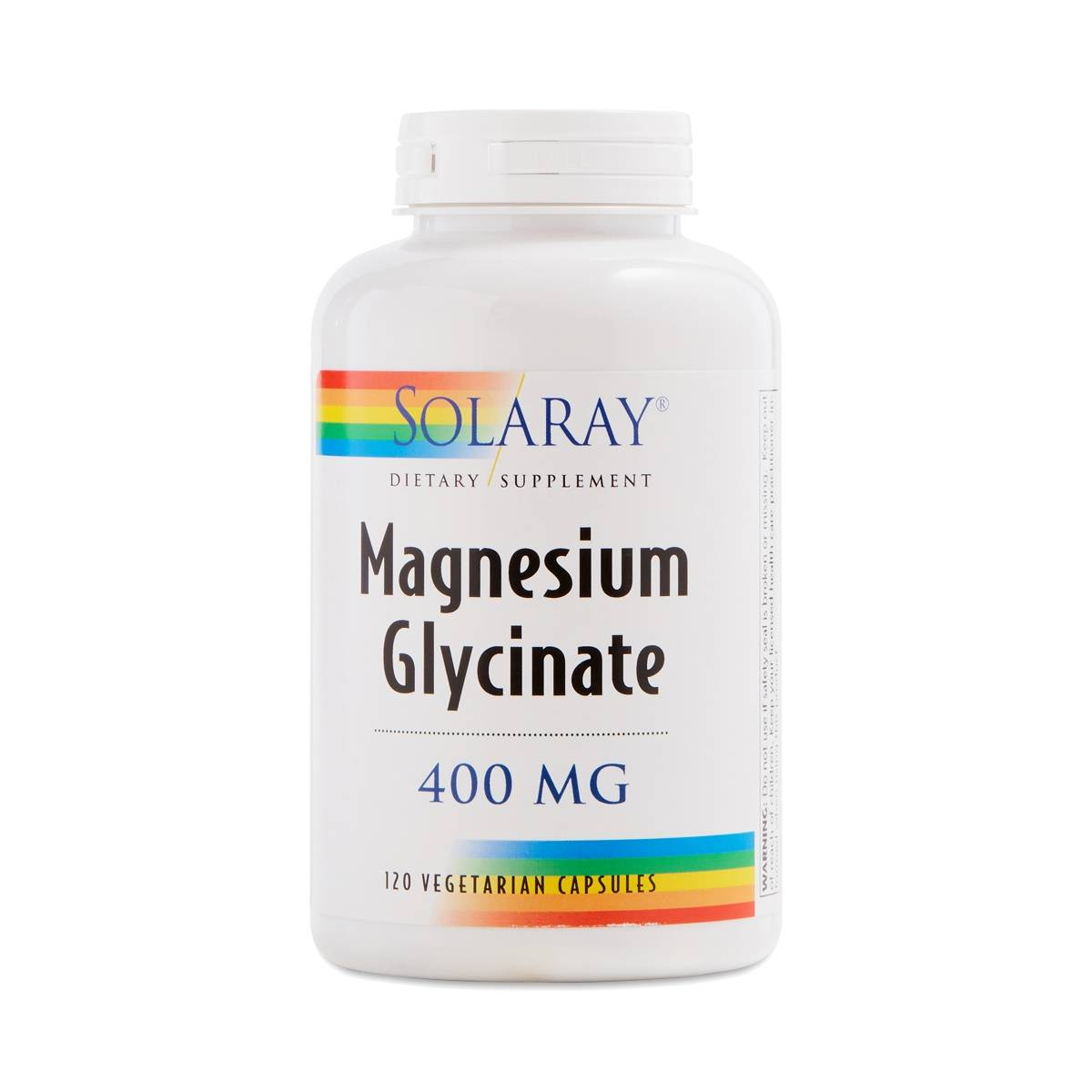 Magnesium Glycinate By Solaray Thrive Market