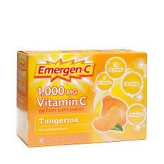 Tangerine Emergen-C