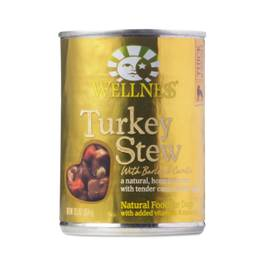 Turkey Stew with Barley & Carrots Canned Dog Food